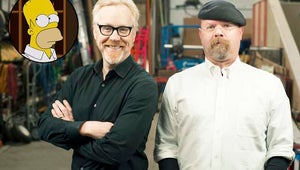 Mythbusters Will Tackle The Simpsons in Its Season Premiere