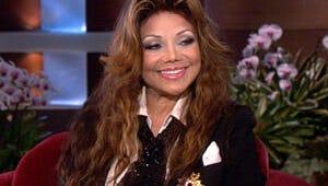 VIDEO: La Toya Jackson Gets Weepy Discussing Michael's Death with Ellen