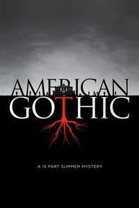 American Gothic as Garrett Hawthorne