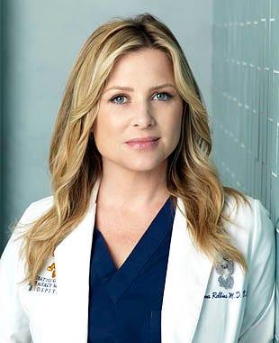 Grey's Anatomy - Jessica Capshaw