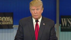 GOP's Dull Debate: Trump Gets Booed, the Moderator Throws Shade