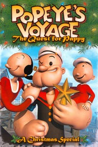 Popeye's Voyage: The Quest for Pappy as Sea Hag/Siren