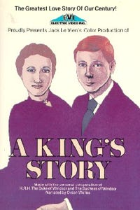 A King's Story: The Love Story of the Century
