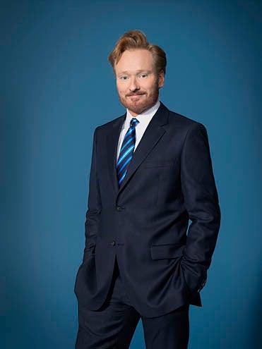 Conan - Conan O'Brien