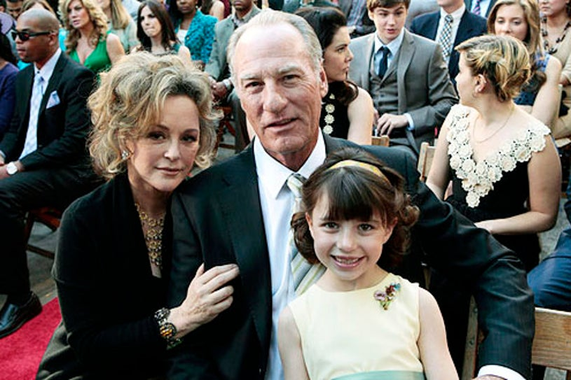 "Parenthood - Season 3 - ""My Brother's Wedding"" - Bonnie Bedelia, Craig T. Nelson and Savannah Paige Rae"