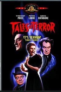 Tales of Terror as Locke / Fortunato Luchresi / Ernest Valdemar