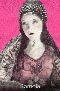 Romola as Tito Melerna