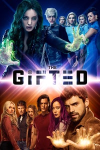 The Gifted as Dr. Madeline Risman