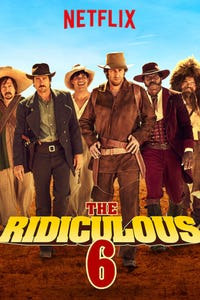 The Ridiculous 6 as Tommy