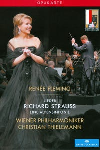 Renee Fleming: Live in Concert - Lieder/Eine Alpensinfonie