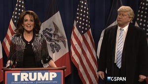 SNL: Tina Fey Returns as Sarah Palin, the Comedy Gift That Keeps on Giving