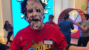 I Ran the Double Dare Obstacle Course and Lived My '90s Kid Dream