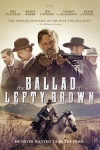 The Ballad of Lefty Brown as Jimmy Bierce