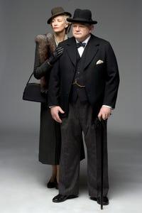 Brendan Gleeson as Lord Johnson-Johnson