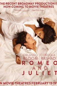 Romeo and Juliet ENCORE as Romeo