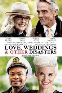 Love, Weddings & Other Disasters as Jeremy Irons