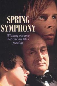 Spring Symphony as Clara Wieck