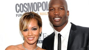 Chad Ochocinco Johnson Arrested for Allegedly Head-Butting Wife