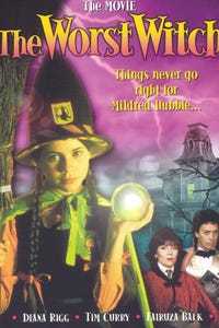 The Worst Witch as Miss Cackle