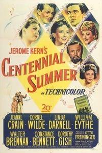 Centennial Summer as Jesse Rogers