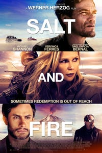 Salt and Fire as Dr. Fabio Cavani