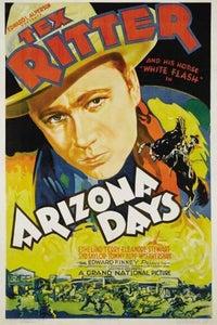 Arizona Days as Cook