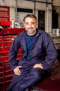 Michael Le Vell as Kevin Webster