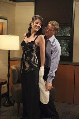 "Desperate Housewives - Season 8 - ""Suspicion Song"" - Andrea Parker, Doug Savant"