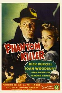 Phantom Killer as Edward A. 'Ed' Clark