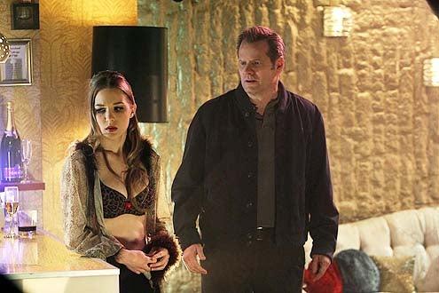 "CSI -Season 14 - ""Love For Sale"" - Tina Ivlev and Jack Coleman"
