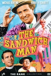 The Sandwich Man as Father O'Malley