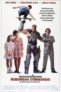 Suburban Commando as Little Girl