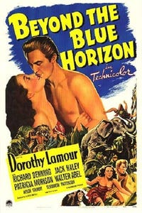 Beyond the Blue Horizon as Mrs. Daly
