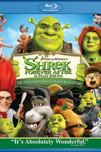 Shrek Forever After as Pumpkin Witch/Palace Witch