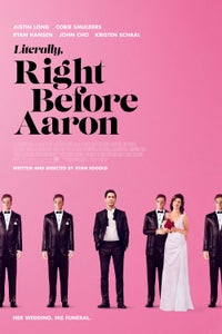 Literally, Right Before Aaron as Orson Schwartzman