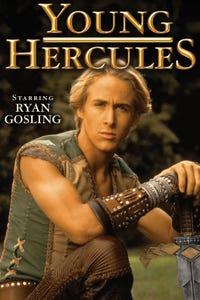 Young Hercules as Hercules
