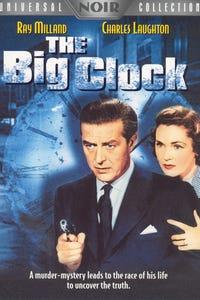 The Big Clock as Nat Sperling