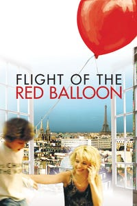 Flight of the Red Balloon as Suzanne