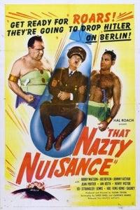 Nazty Nuisance as Benson