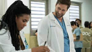 New Amsterdam Won't Have Max and Sharpe Become a Thing in Season 3