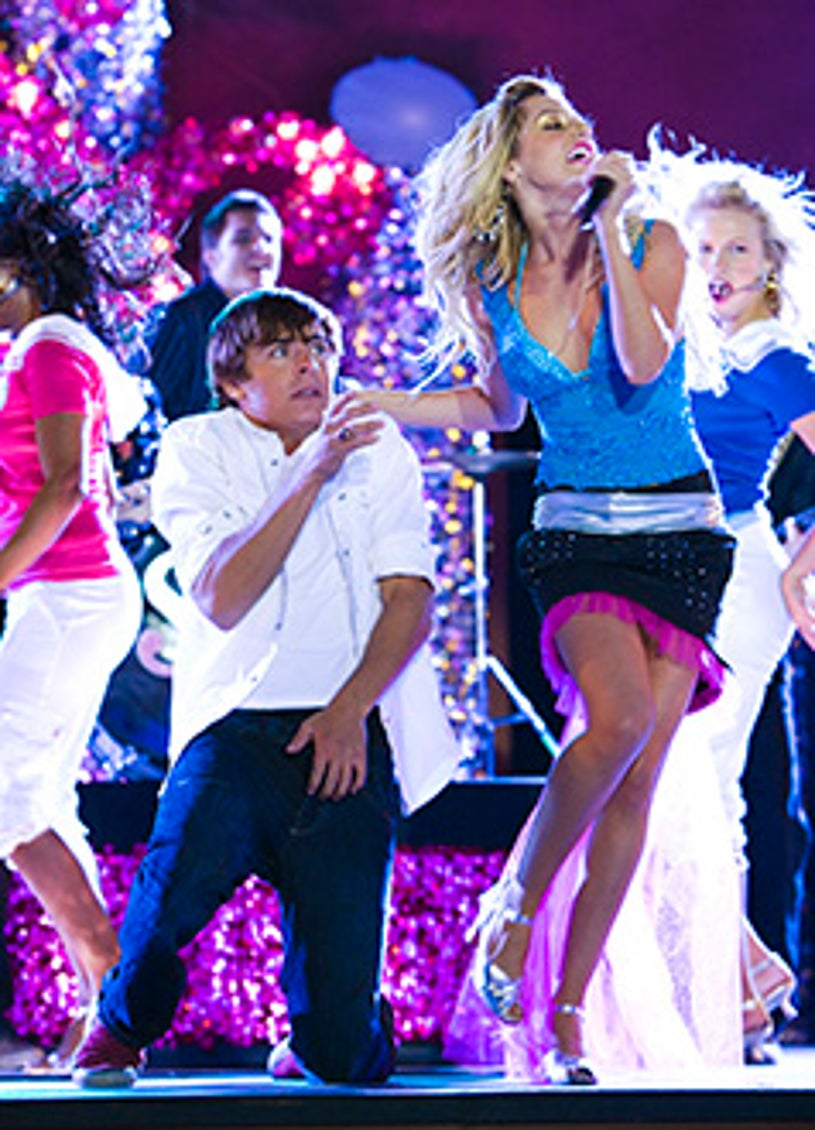 High School Musical 2 -  Zac Efron and Ashley Tisdale