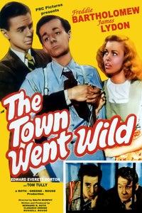 The Town Went Wild as Bit Part