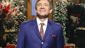 """SNL: Martin Freeman Stars in """"The Office: Middle Earth"""""""