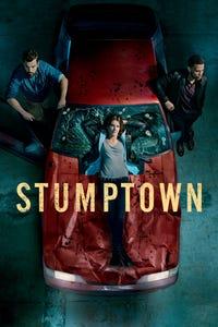 Stumptown as Lieutenant Cosgrove