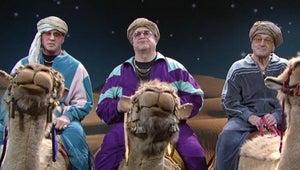 John Goodman Brings Christmas Cheer to Saturday Night Live