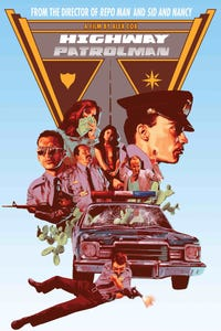 Highway Patrolman as Assistant Inspector