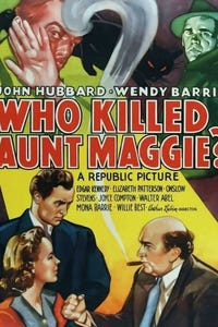 Who Killed Aunt Maggie? as Aunt Maggie Ambler