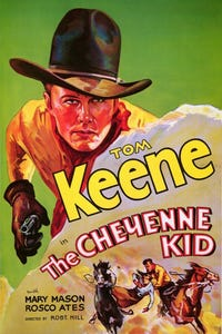 The Cheyenne Kid as `Gabby' Bush