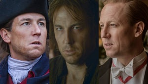 Tobias Menzies Is TV's Good Luck Charm
