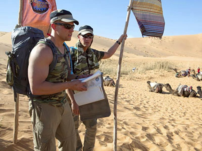 "Expedition Impossible - Season 1 - ""Sun! Sand! Sahara!"" - Nicholas Coughlin and Jason Cronin"